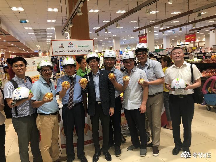 신선농산물, 베트남 시장개척 본격화 1