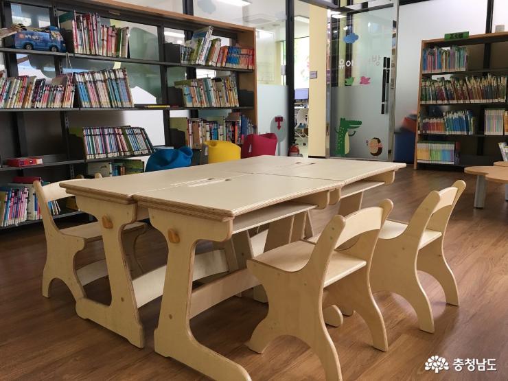 새단장 마치고 다시 문을 연 홍성도서관 5