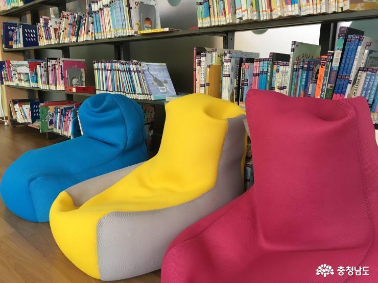 새단장 마치고 다시 문을 연 홍성도서관 6
