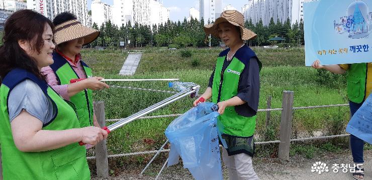 비점오염을 줄여 우리 환경 우리가 지킵시다! 2