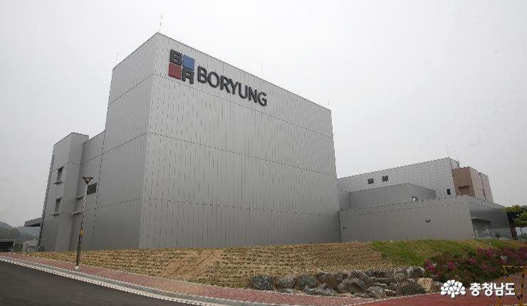 Boryung Pharmaceutical's Smart Factory