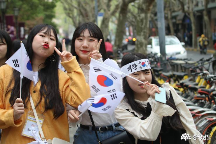 Youth from Nonsan-si that have participated in the global leaders international exchange program