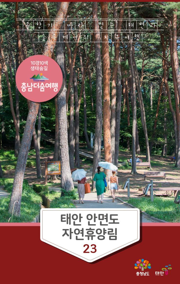 충남더숨여행-태안 안면도 자연휴양림