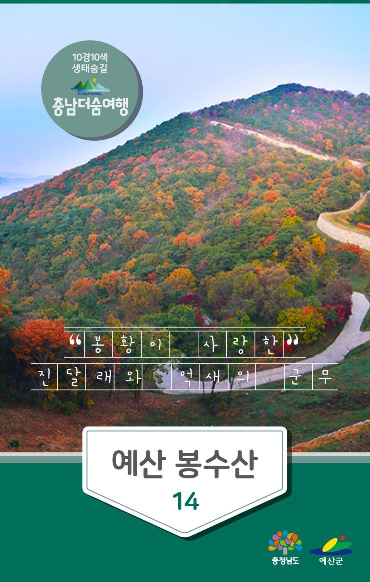 충남더숨여행-예산 봉수산휴양림