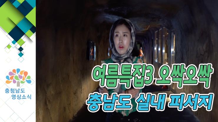[NEWS]여름특집3 오싹오싹 <충남도 실내 피서지>