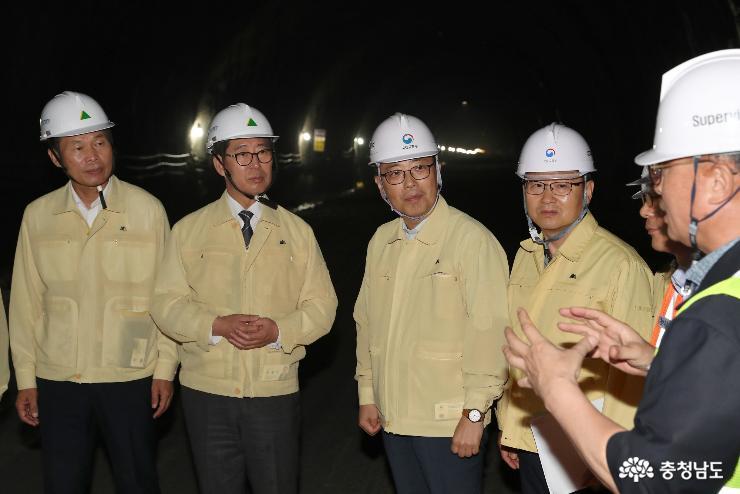 '국내최장-세계5위' 보령해저터널 서해발전 견인한다 4