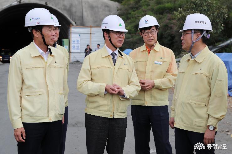 '국내최장-세계5위' 보령해저터널 서해발전 견인한다 5