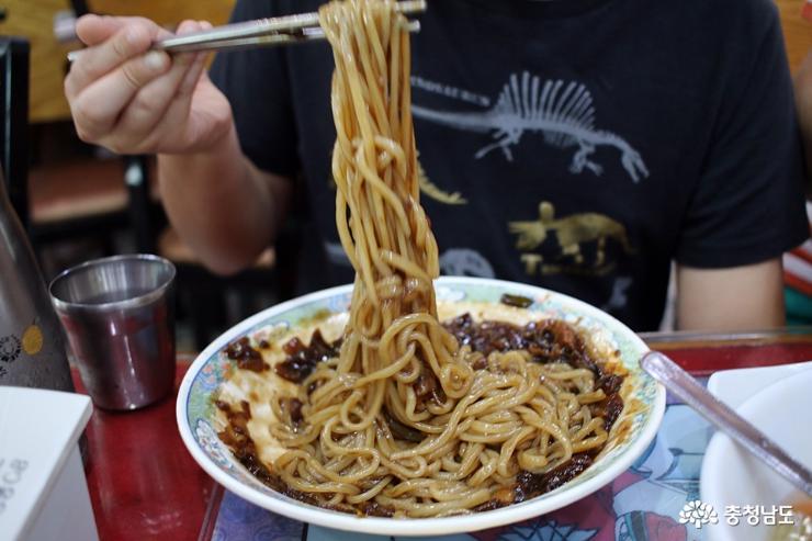 으뜸공주맛집 중식당 장순루
