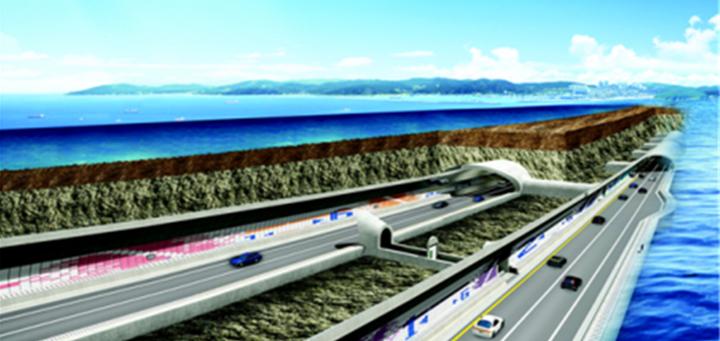 '국내최장-세계5위' 보령해저터널 서해발전 견인한다