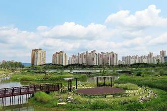 [통통충남]내포 홍예공원 자미원 여름 풍경