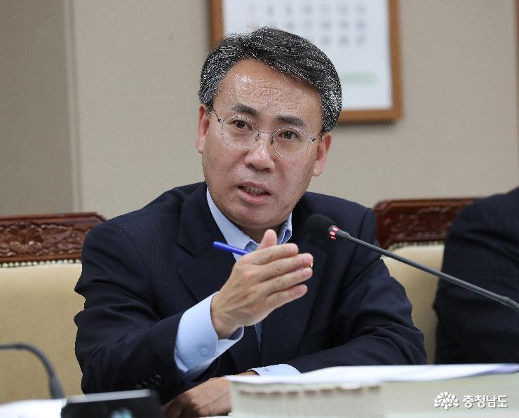 홍재표 의원, 중부지방해양경찰청 이전 최적지는 충남 태안