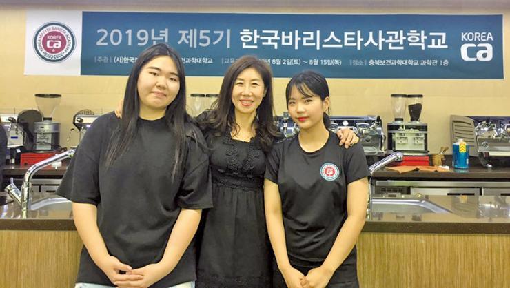 도립대생 김주희·김은화