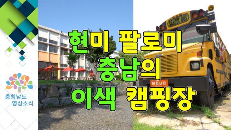 [VCR]현미 팔로미 충남의 이색 캠핑장