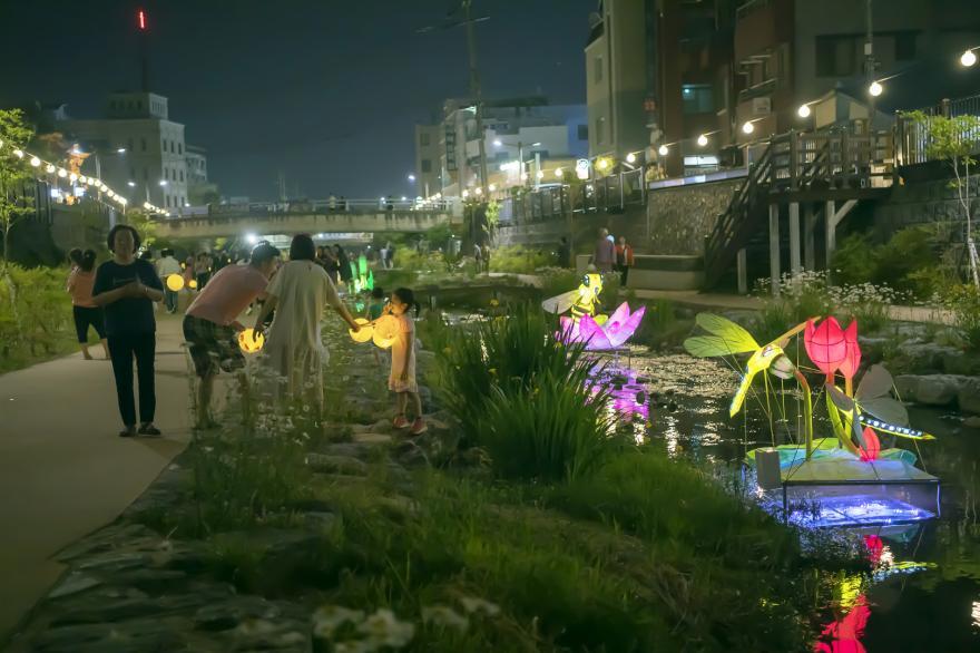 '공주 제민천, 근대문화에 빠지다' 문화재 야행 30일 개막