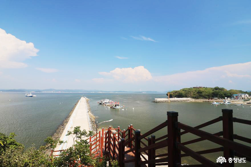 천수만의 보물섬,   홍성 죽도로 떠나는 힐링여행