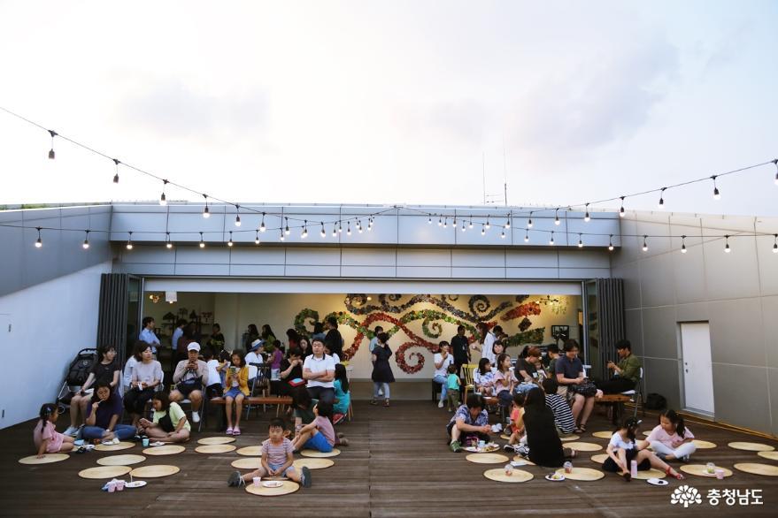 삼거리갤러리에 울려퍼진 아카펠라 - 한여름밤의 아카펠라 8
