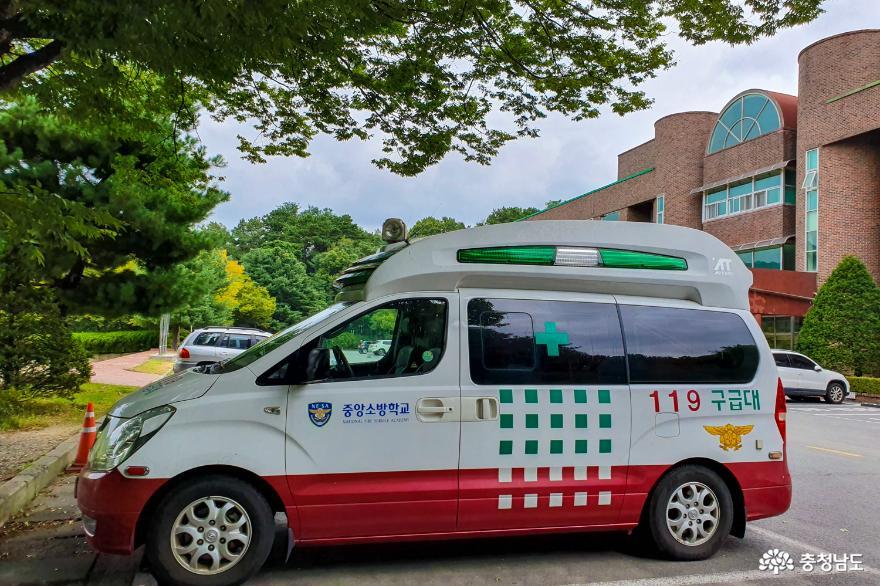 천안 중앙소방학교 소방충혼탑을 돌아보며 7