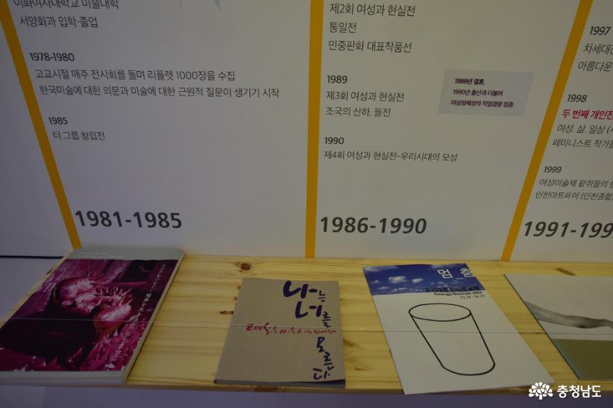 고암미술상 수상작가 특별전시, 고암이응노생가기념관 10