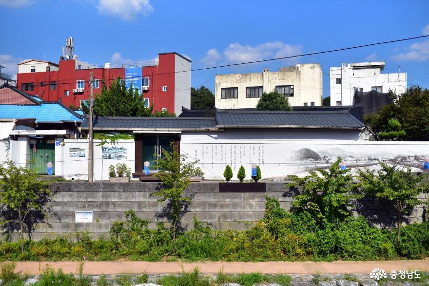 공주당일여행코스: 제민천문화거리, 공주하숙마을, 잠자리가 놀다간 골목 2