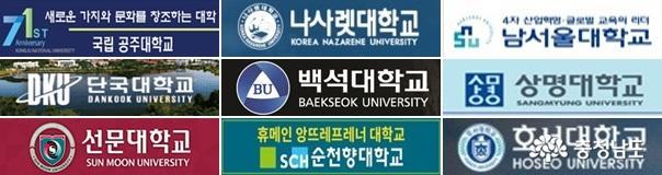 천안·아산지역 대학 2020학년도 수시모집 마감...예능전공 '강세'