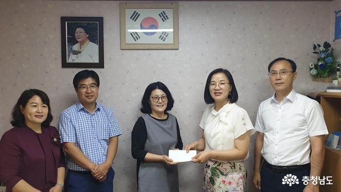 천안농협 남·여 동아리, 이웃사랑 실천 '귀감'