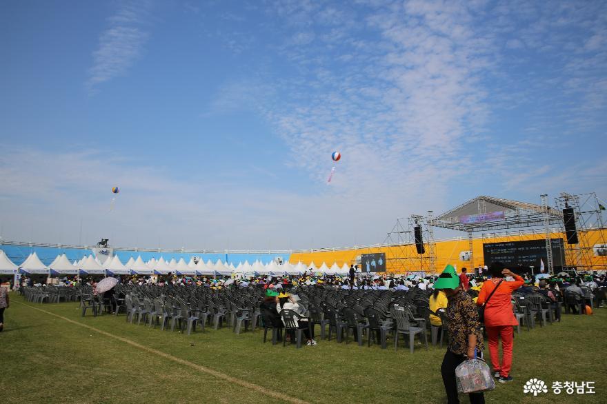 2019 동고동락 논산시 마을자치 한마당축제 4