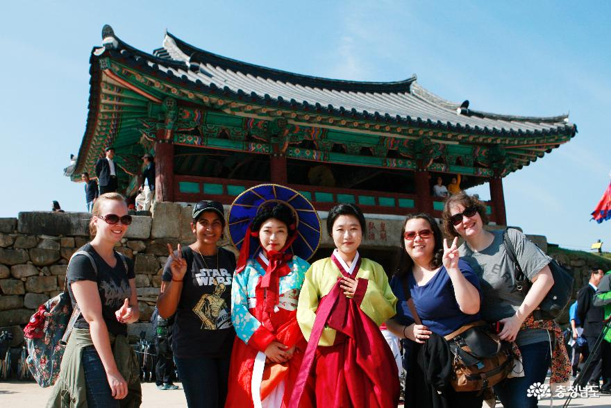 조선의 음식을 만날 수 있는 올해의 해미읍성 축제
