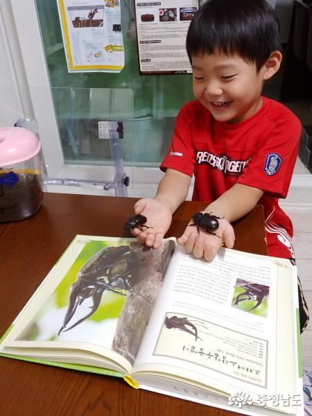 [충남]서부평생교육원 책 읽는 모습 사진 공모전, 박승범 씨 '대상'