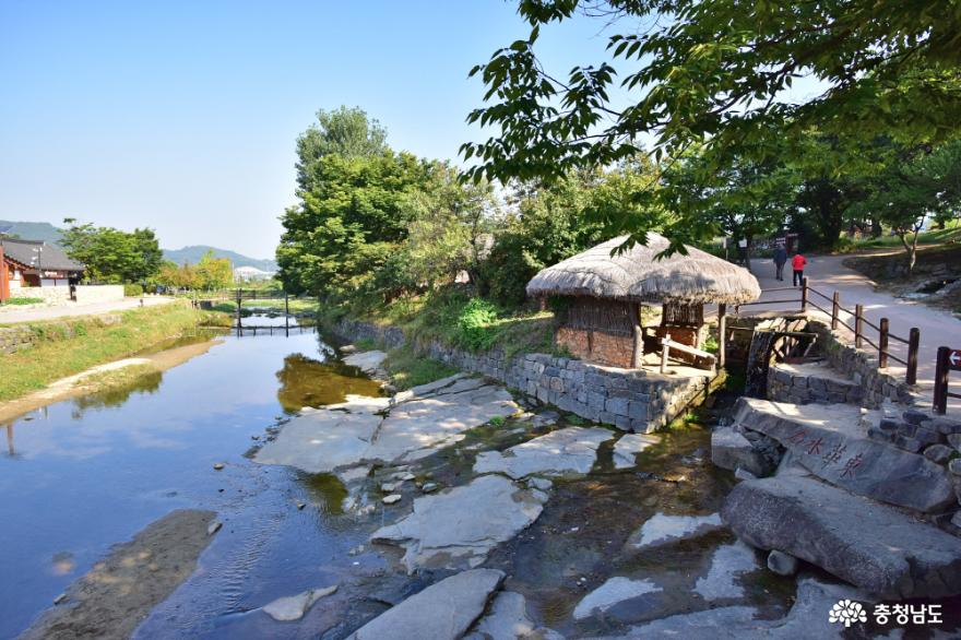 가을에 나들이하기 좋은 아산 외암민속마을 2