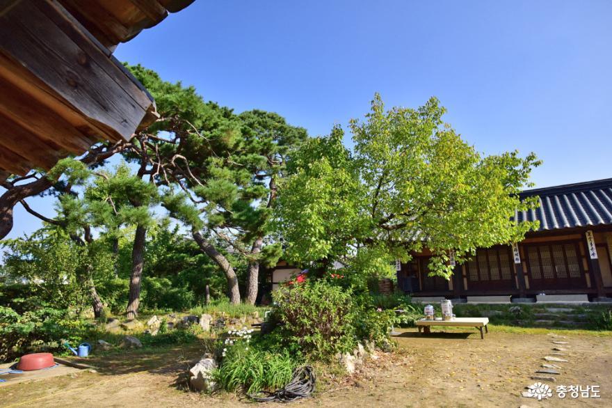 가을에 나들이하기 좋은 아산 외암민속마을 4