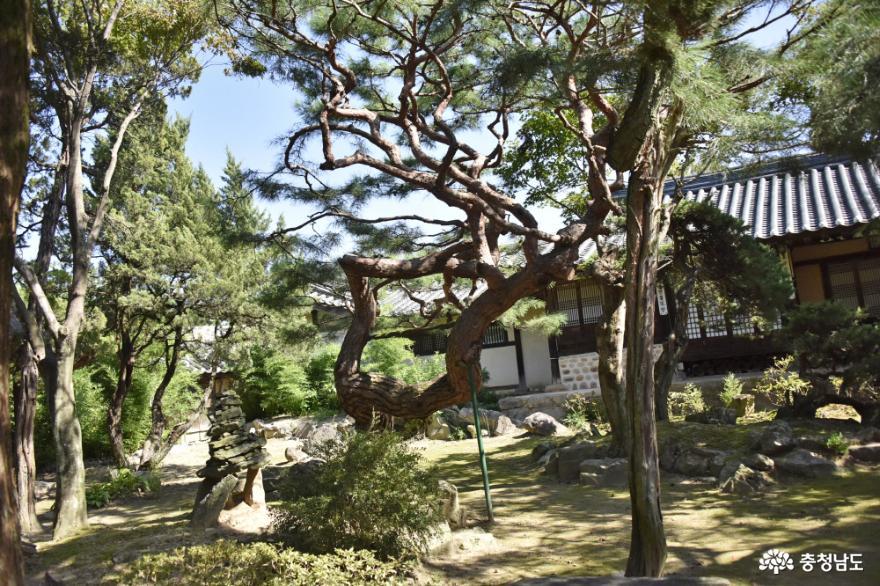 가을에 나들이하기 좋은 아산 외암민속마을 9