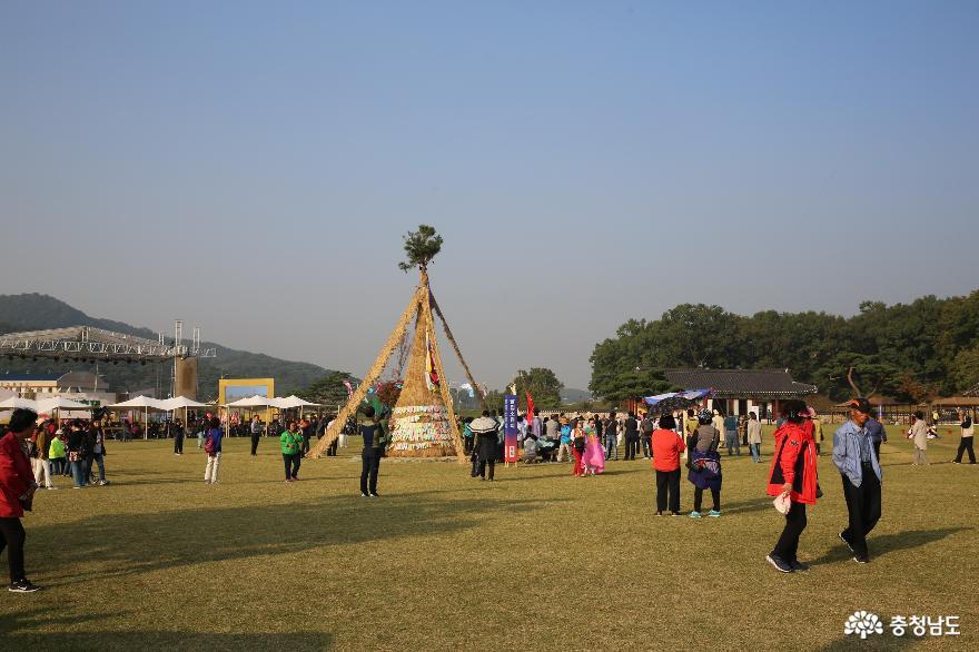 역사의 중심에 있었던 해미읍성의 축제 6