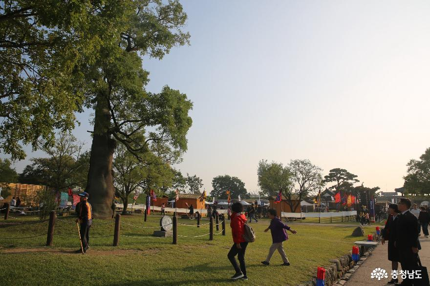 역사의 중심에 있었던 해미읍성의 축제 9
