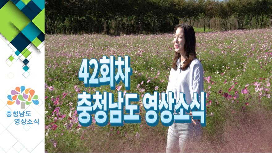 [NEWS]충청남도 영상소식 42회차
