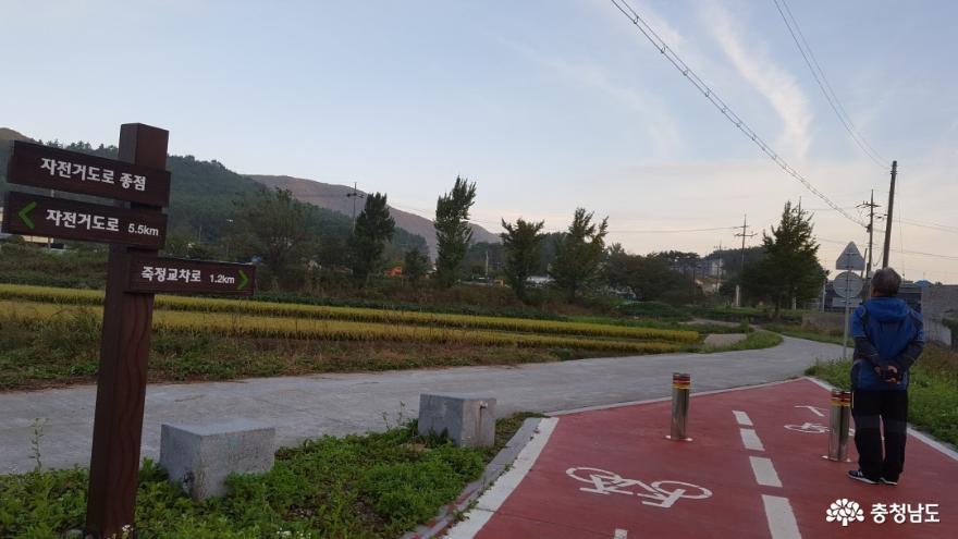 시민의 친숙한 공간 대천천 자전거도로 5.2km를 완주하며 돌아보다 1