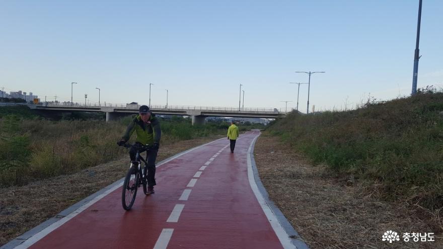 시민의 친숙한 공간 대천천 자전거도로 5.2km를 완주하며 돌아보다 10