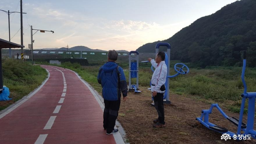 시민의 친숙한 공간 대천천 자전거도로 5.2km를 완주하며 돌아보다 12