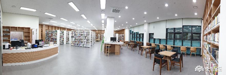 아산시 배방도서관 새단장, 오는 10월 22일 재개관