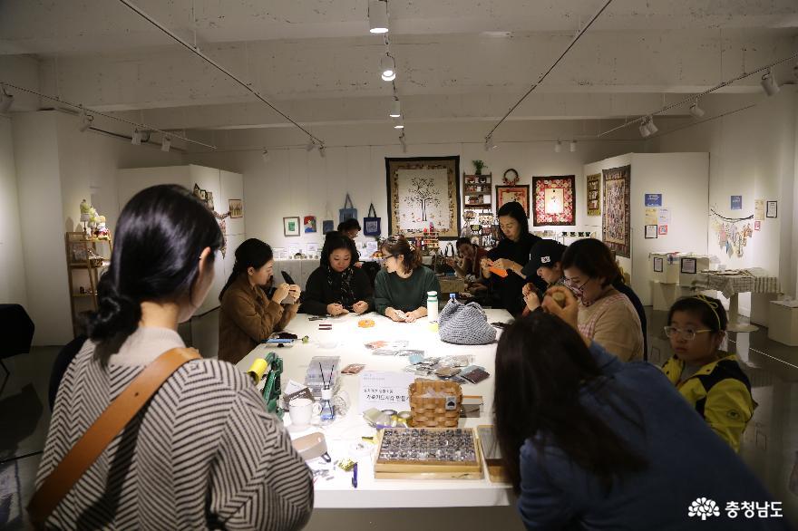 천안 원도심재생을 위한 '문화시월' 인더갤러리의 다채로운 행사!