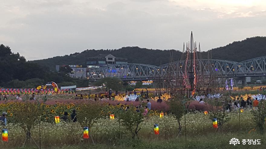 사진으로 본 공주의 밤 2