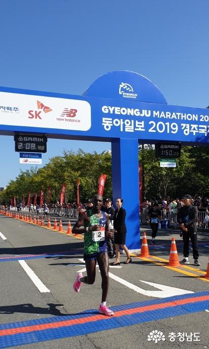 한국인 마라토너 오주한 도쿄올림픽 출전 '첫 주자' 됐다