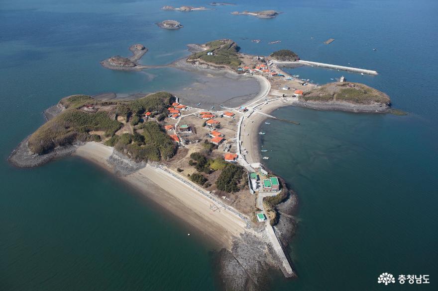 다시 찾고 싶은 서해안의 명품 섬 홍성군 죽도, 주요 관광지로 급부상 중!