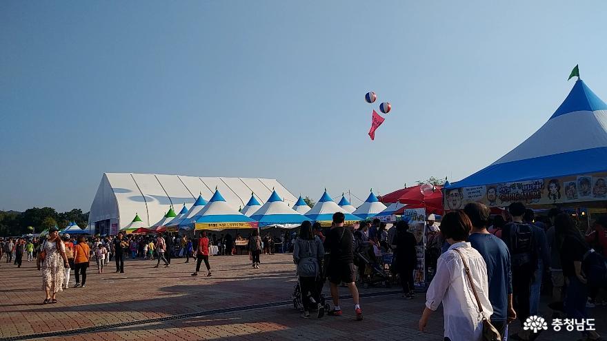 신명나는 춤으로 하나되었던 세계인의 축제  '2019 천안흥타령춤축제' 6