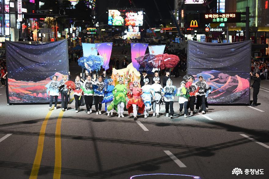 신명나는 춤으로 하나되었던 세계인의 축제  '2019 천안흥타령춤축제' 24