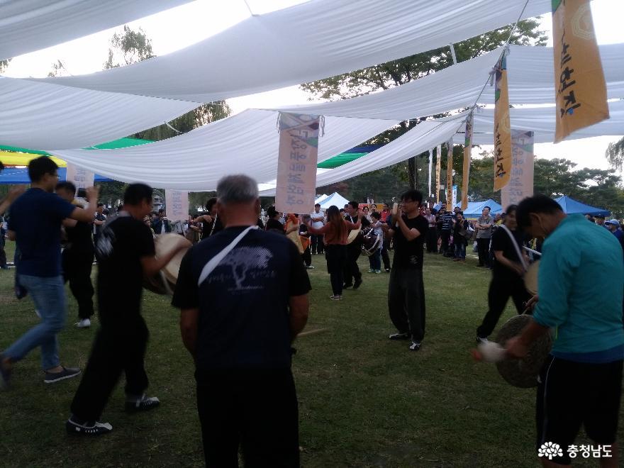 신명나는 춤으로 하나되었던 세계인의 축제  '2019 천안흥타령춤축제' 48
