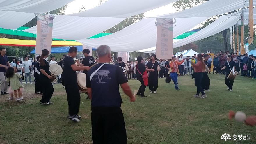 신명나는 춤으로 하나되었던 세계인의 축제  '2019 천안흥타령춤축제' 50