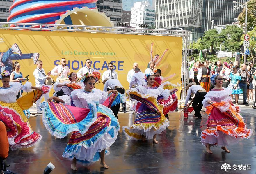 신명나는 춤으로 하나되었던 세계인의 축제  '2019 천안흥타령춤축제' 61