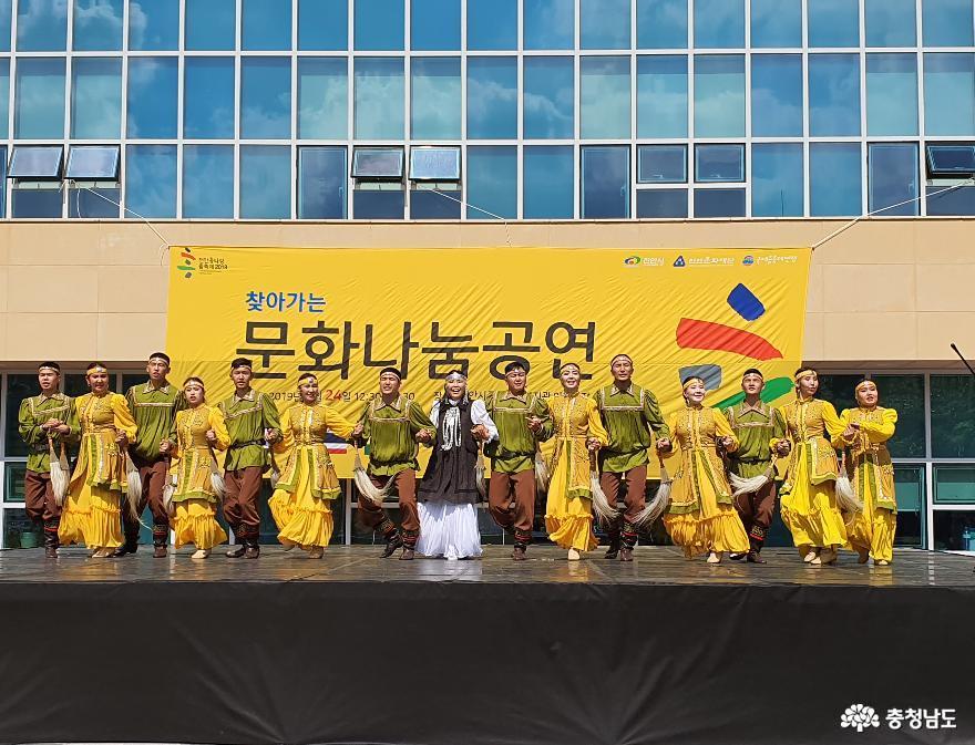 신명나는 춤으로 하나되었던 세계인의 축제  '2019 천안흥타령춤축제' 62