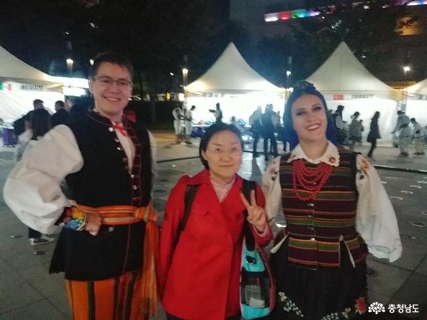 신명나는 춤으로 하나되었던 세계인의 축제  '2019 천안흥타령춤축제' 68