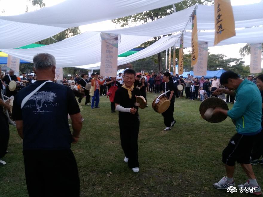 신명나는 춤으로 하나되었던 세계인의 축제  '2019 천안흥타령춤축제' 49